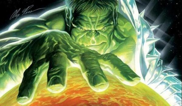 obrázek k pořadu Hulk na neznámé planetě