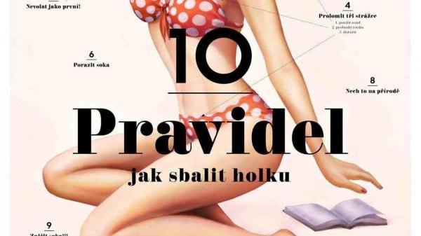 10 Pravidel jak sbalit holku