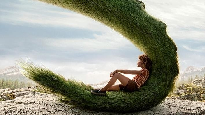 Film Můj kamarád drak