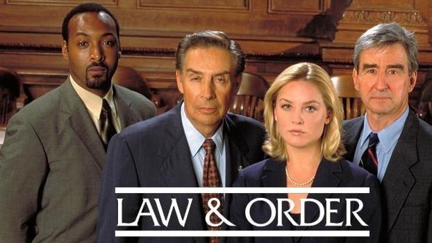 Seriál Zákon a poriadok