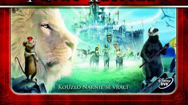 Narnia: Princ Caspian
