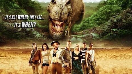 Dinosauři útočí