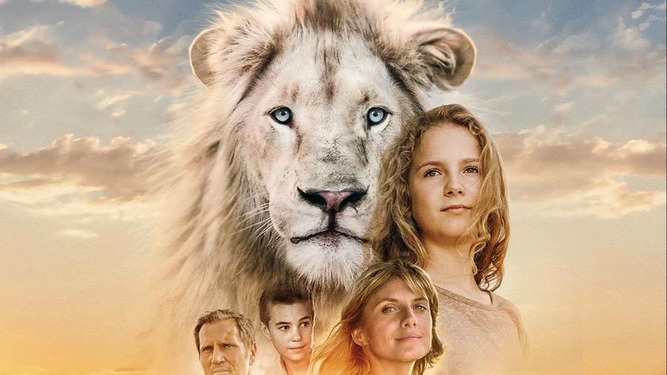 Film Mia a bílý lev