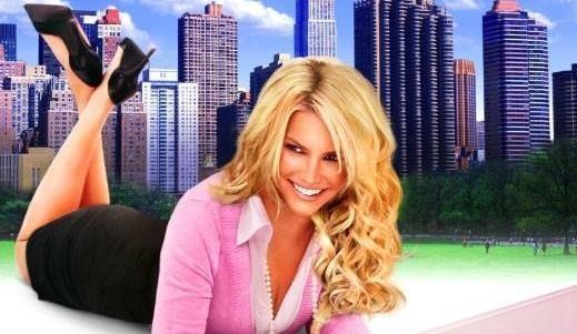 Ambiciózní blondýnka
