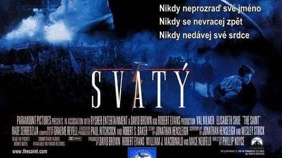 Film Svatý