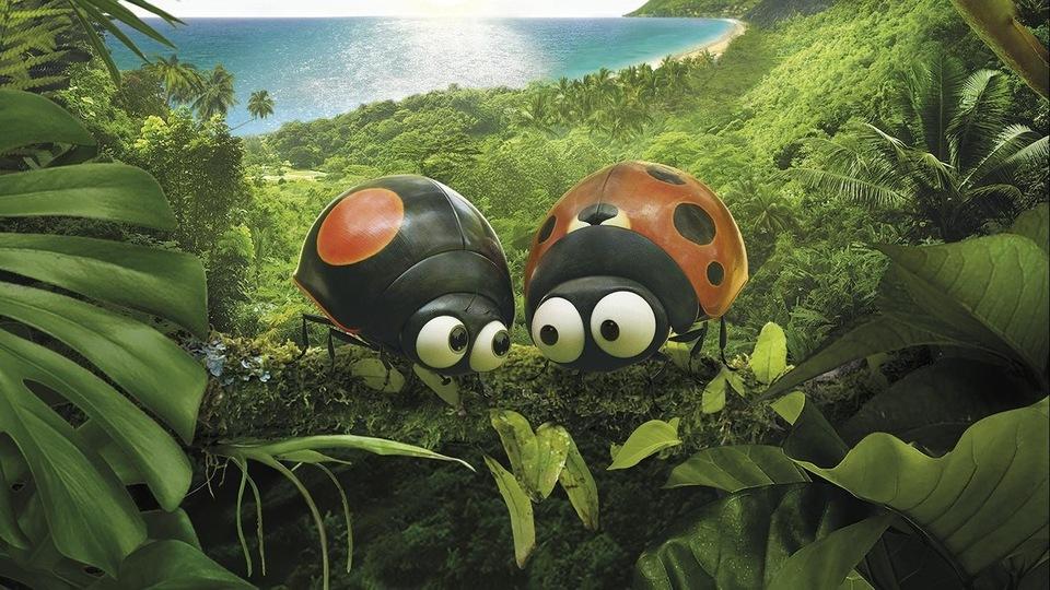 Film Mrňouskové 2: Daleko od domova