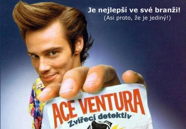 obrázek k pořadu Ace Ventura: Zvírecí detektiv
