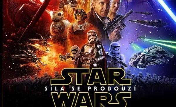 obrázek k pořadu Star Wars: Epizoda VII - Síla se probouzí