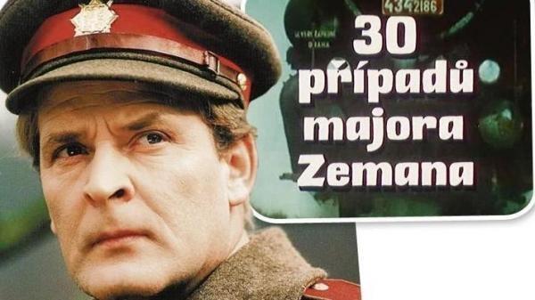 30 případů majora Zemana  (22)