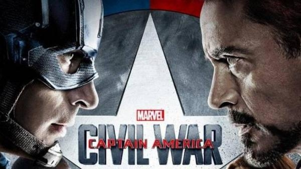 The First Avenger: Civil War I (3)
