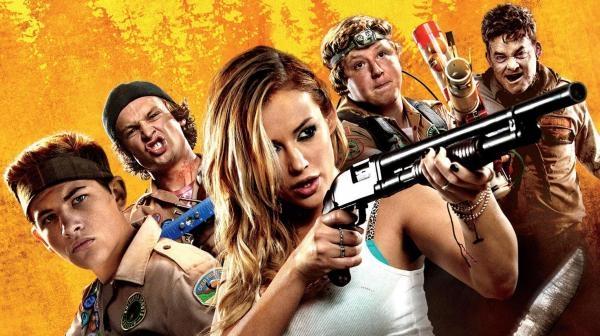 obrázek k pořadu Skautův průvodce zombie apokalypsou
