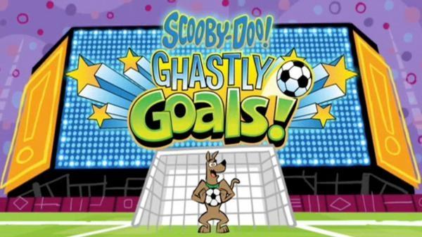 Scooby-Doo! Vítězné góly