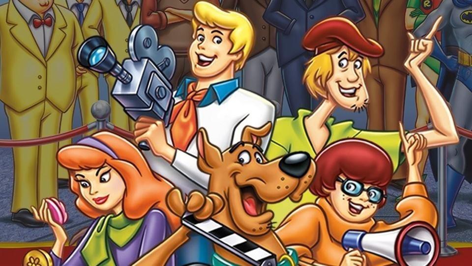 Nová dobrodružství Scooby-Doo