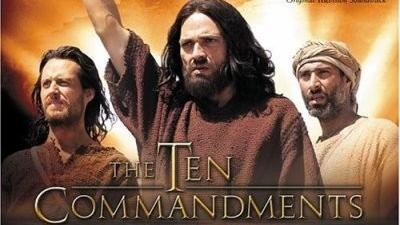 Dokument Desať Božích prikázaní
