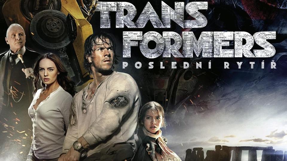 Film Transformers: Poslední rytíř Transformers: Poslední rytíř