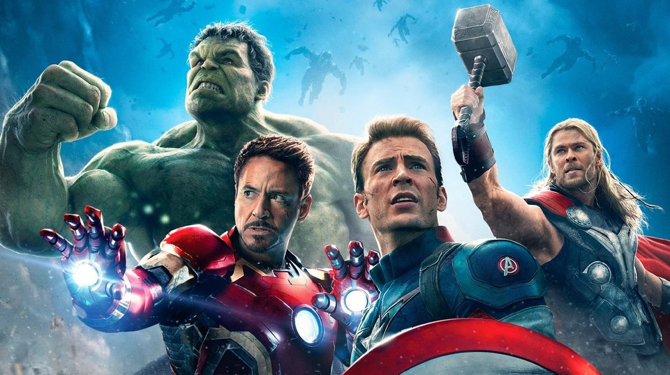 Film Avengers: Age of Ultron