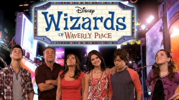 Varázslók a Waverly helyből