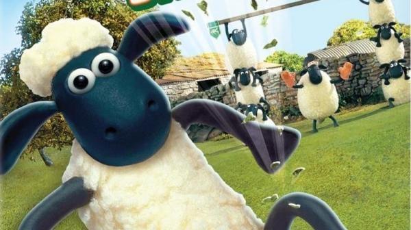 Ovečka Shaun 4,5