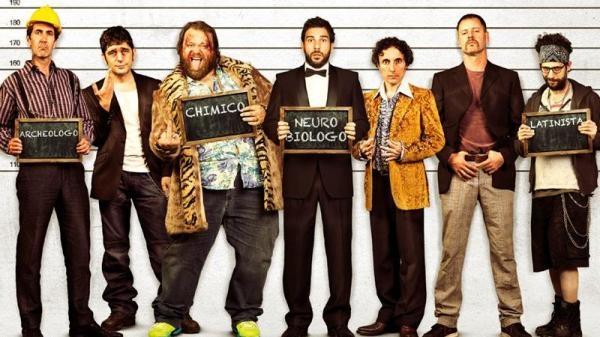 obrázek k pořadu Profesoři zločinu