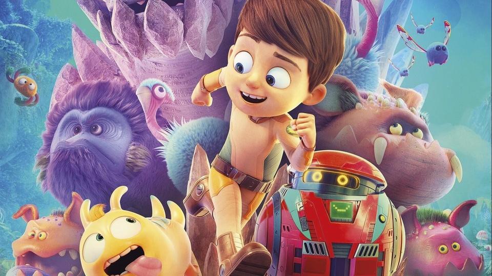 Film Willy a kouzelná planeta