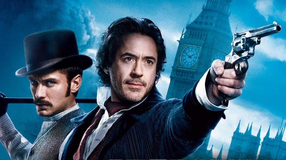 Film Sherlock Holmes: Hra stínů