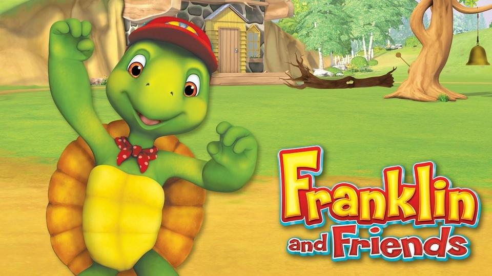 Franklin a priatelia