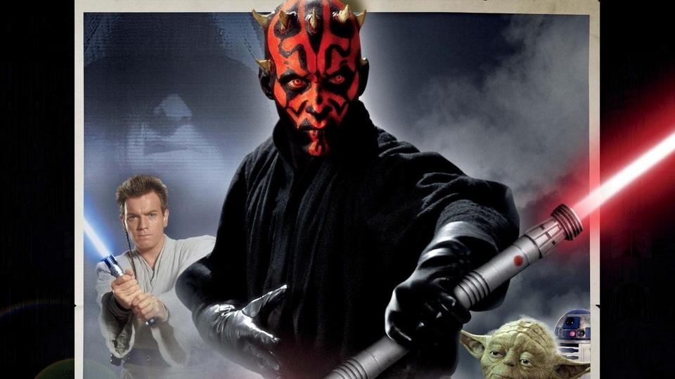 Film Star Wars: Epizoda I: Skrytá hrozba