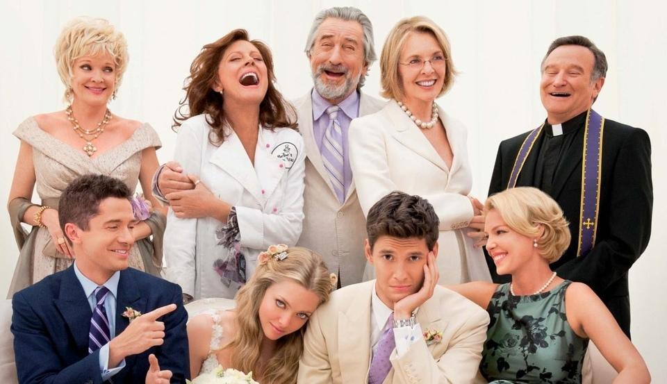Film Velká svatba