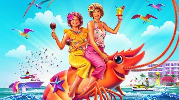 Barb a Star jedou do Vista del Mar
