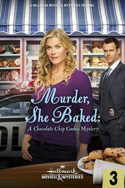 Film To je vražda, napekla: Záhada čokoládových sušenek