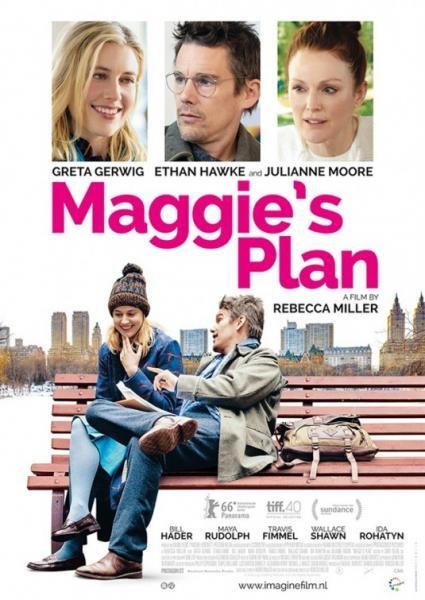 Film Maggie má plán