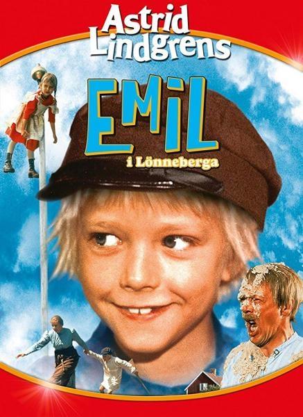 Seriál Emil z Lönnebergy