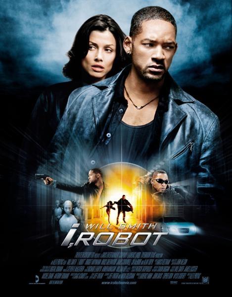 Film Já, robot