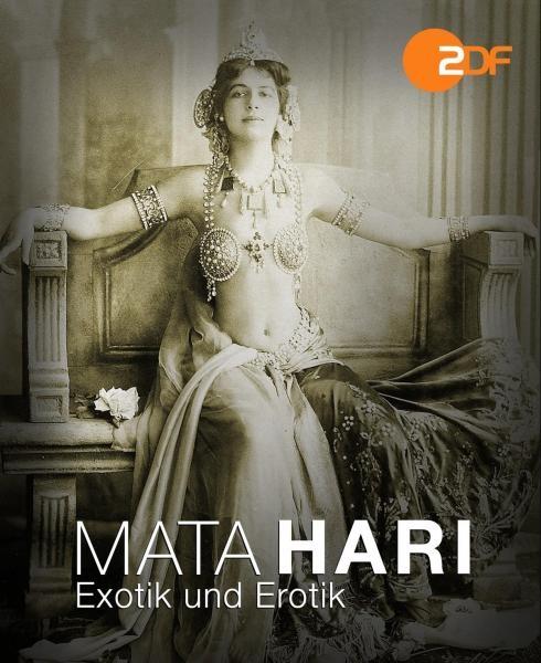 Mata Hari - krásna špiónka