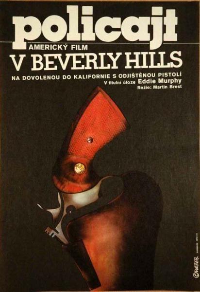 Policajt v Beverly Hills