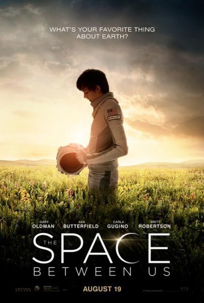 Film Vesmír mezi námi