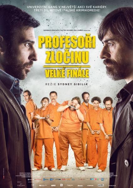 Film Profesoři zločinu: Velké finále