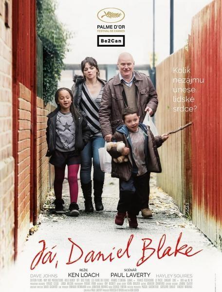 Já, Daniel Blake
