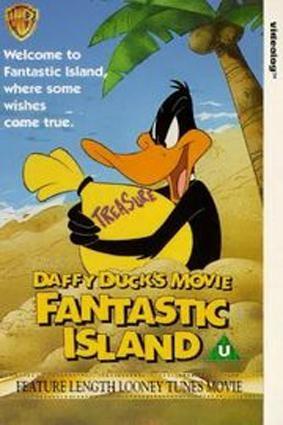 Fantastický ostrov Kačera Daffyho