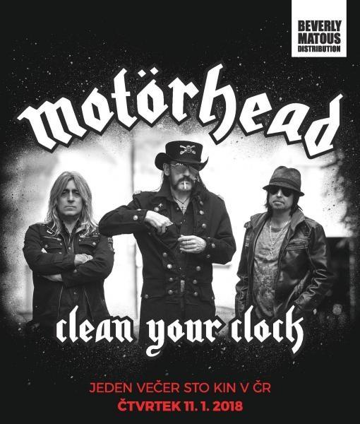 Dokument Motörhead: Clean Your Clock