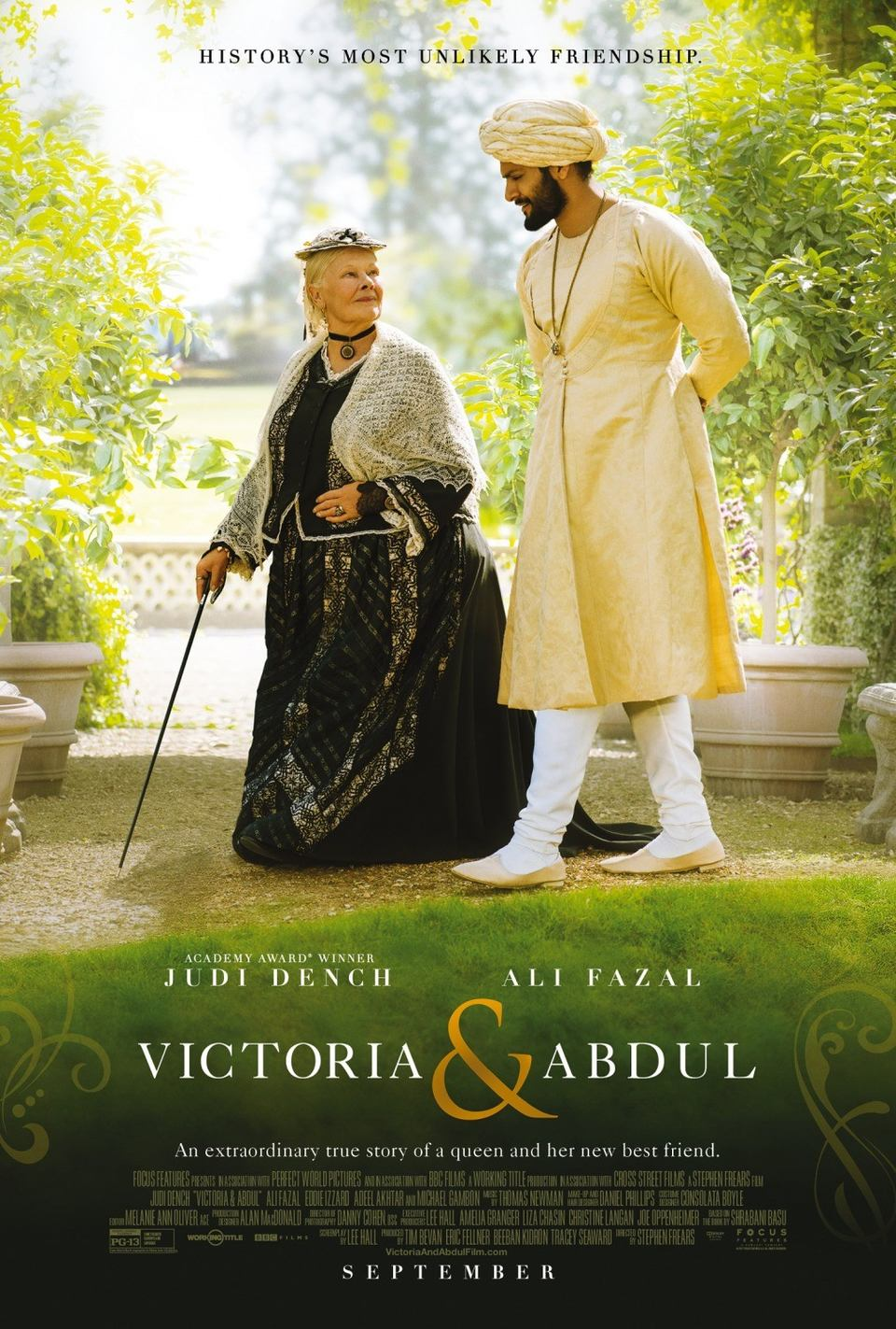 Film Viktorie a Abdul