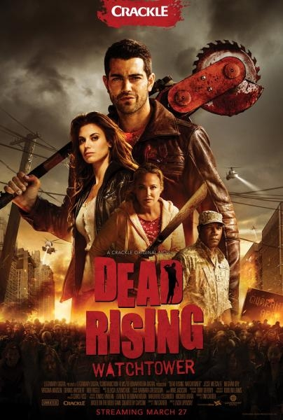 Film Povstání mrtvých: Strážní věž