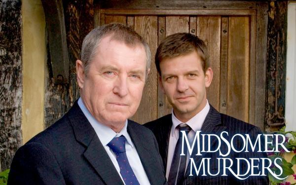 Vraždy v Midsomeru