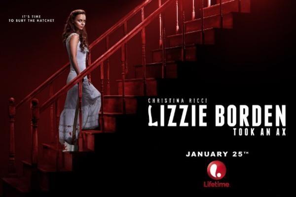 Film Dvojnásobná vražedkyně Lizzie Bordenová