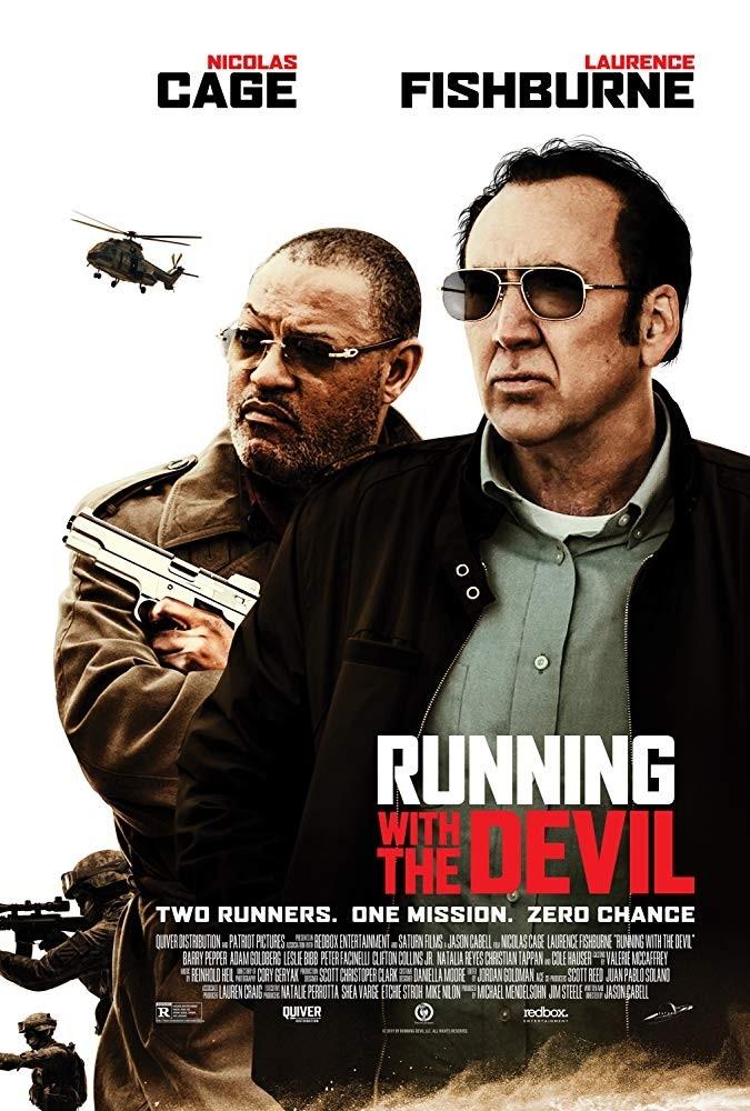 Film Ďáblovi běžci