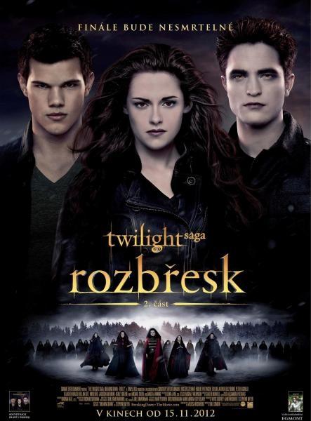 Film Twilight sága: Rozbřesk - 2. část