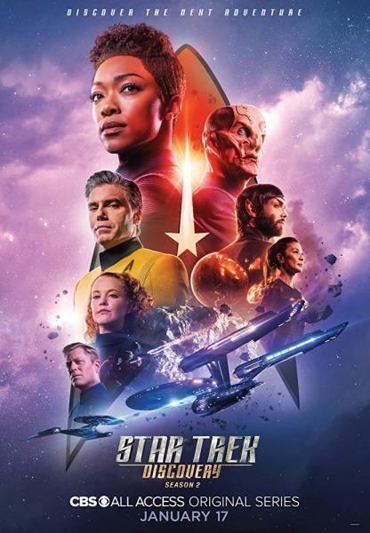 Seriál Star Trek: Discovery