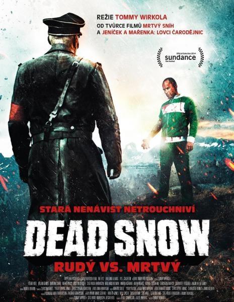 Film Dead Snow: Rudý vs. Mrtvý