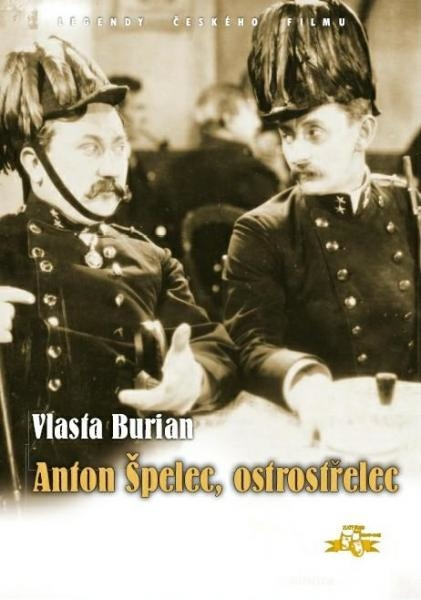 Film Anton Špelec, ostrostrelec
