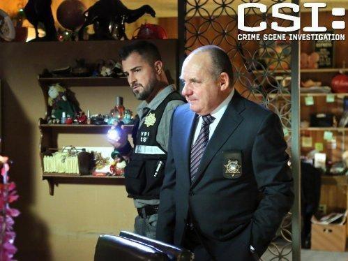 CSI: Kryminalne zagadki Las Vegas  XIV (9)